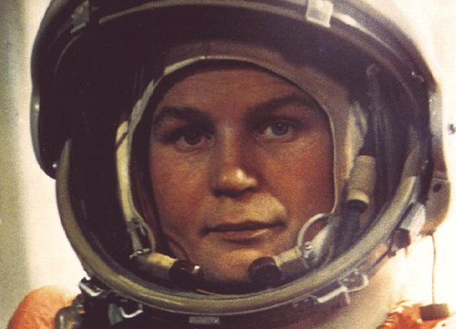 10. Valentina Tereshkova